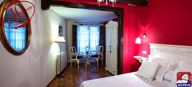 panorámica Suite Palacio de Sada