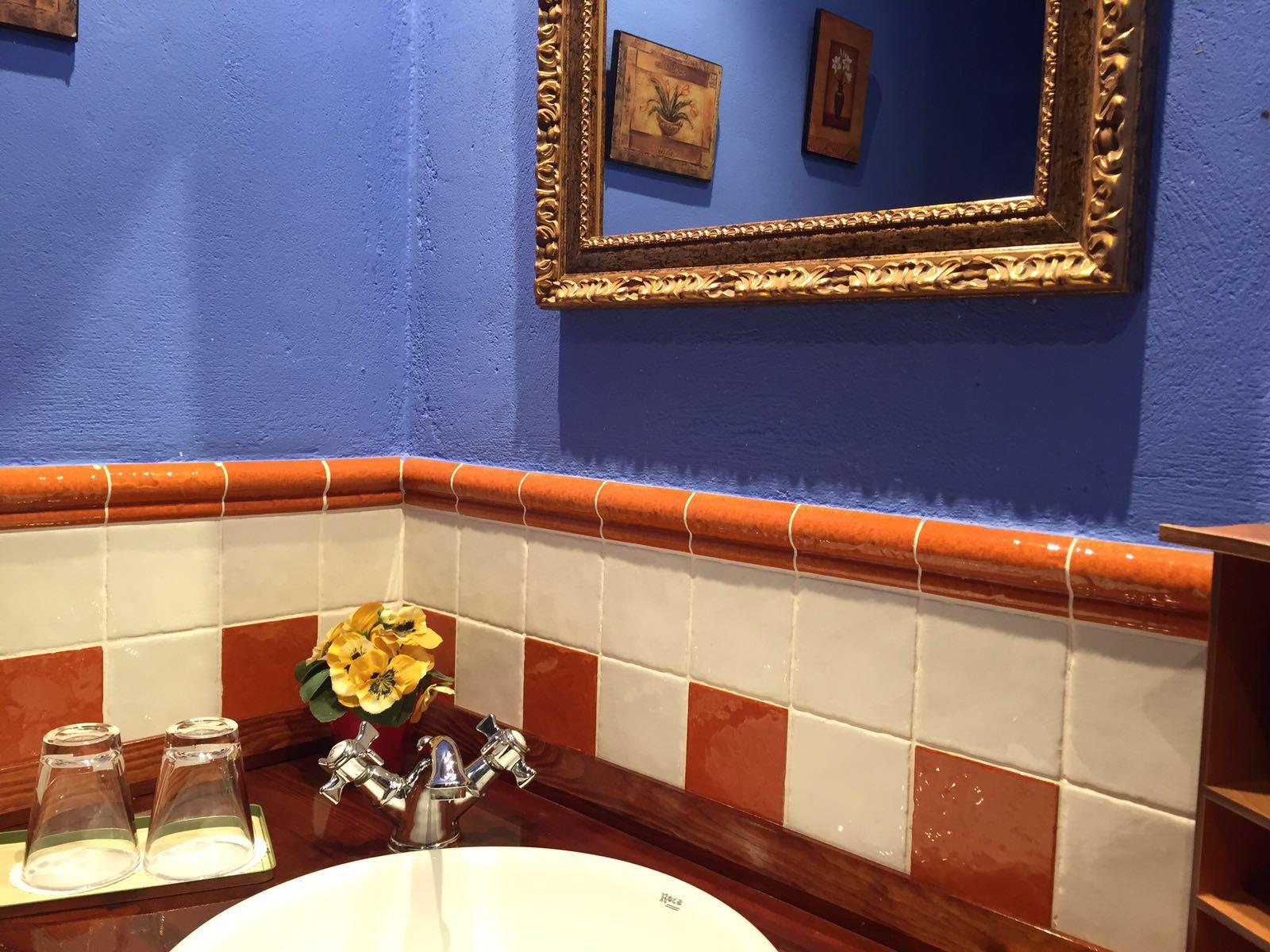 baño habitación portal de Zaragoza