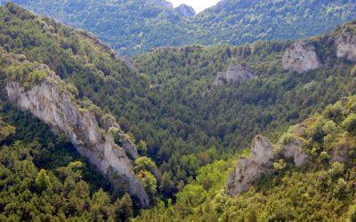 La Sierra de Santo Domingo y Lucientes | Prepirineo