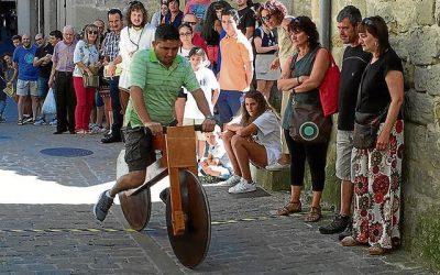 La Feria medieval otro de los findes mágicos.