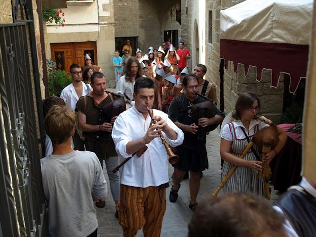 Feria Medieval en Sos del rey católico