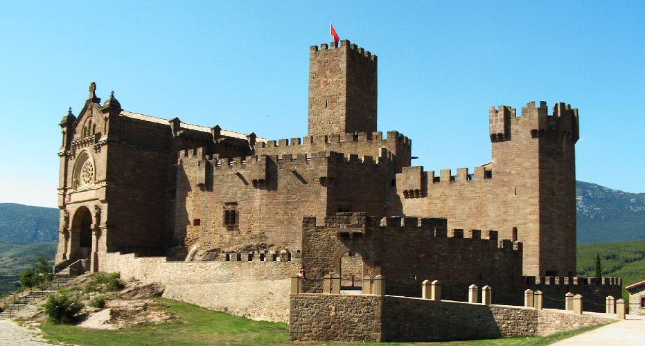 Castillo de javier1