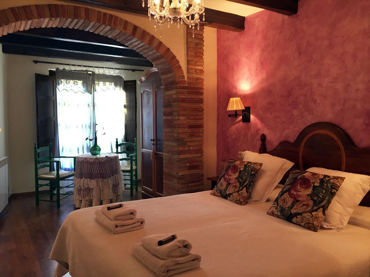 suite palacio de niño cama 180 Hotel rural Sos