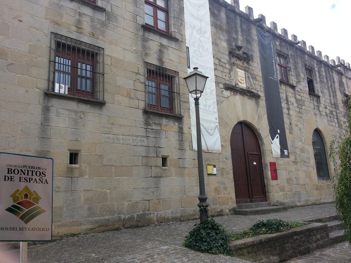 Localizaci n casa del infanz n - Casa del infanzon ...