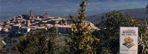 l'un des plus beaux villages de l'Espagne