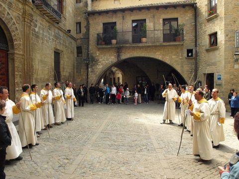 Sos del rey catlico, Semana Santa singular
